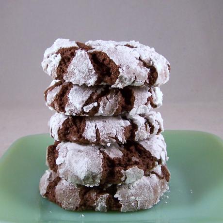 dana clover fudge crinkles