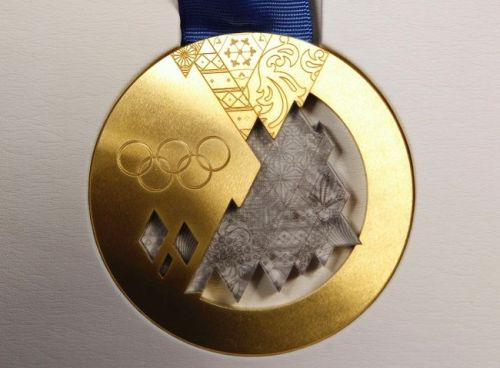 sochi gold medal